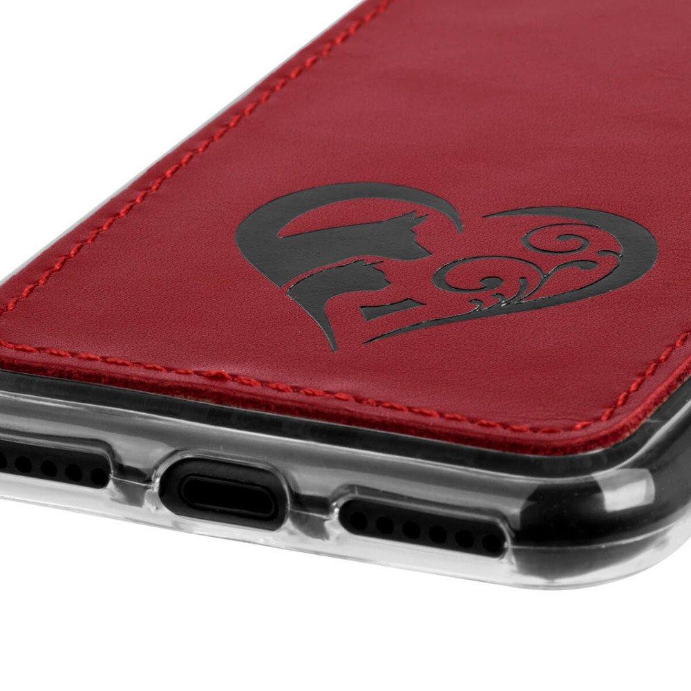 Back case - Costa Red - Animal love