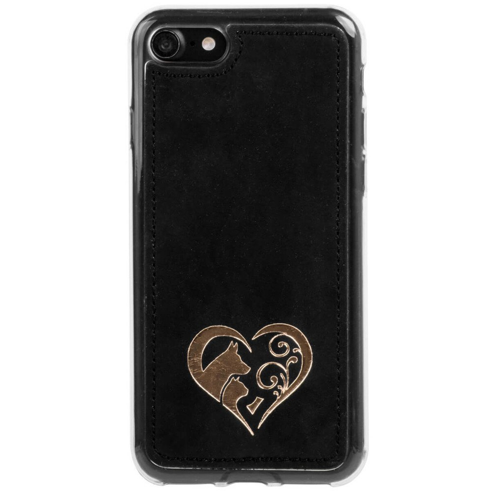 Back case - Nubuck Black - Animal love