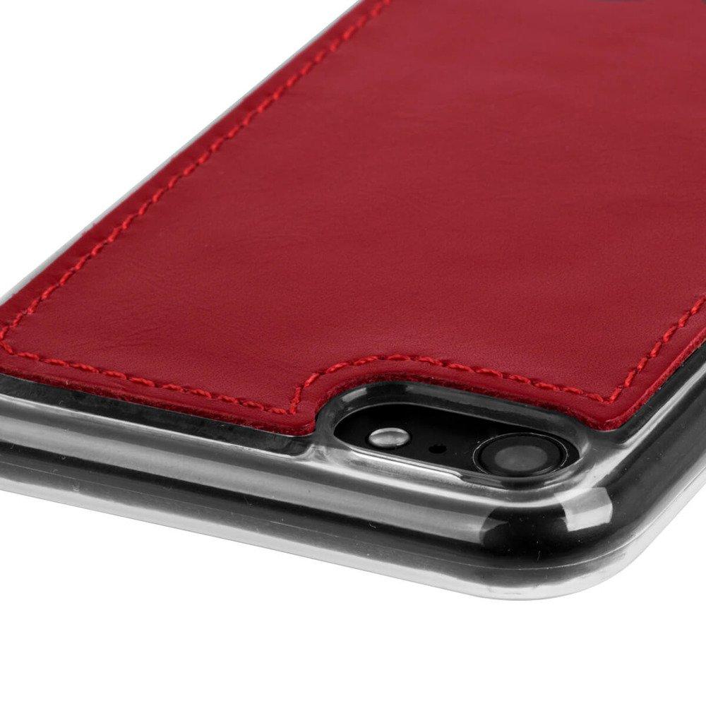 Back case - Costa Rot - Herz und pfote