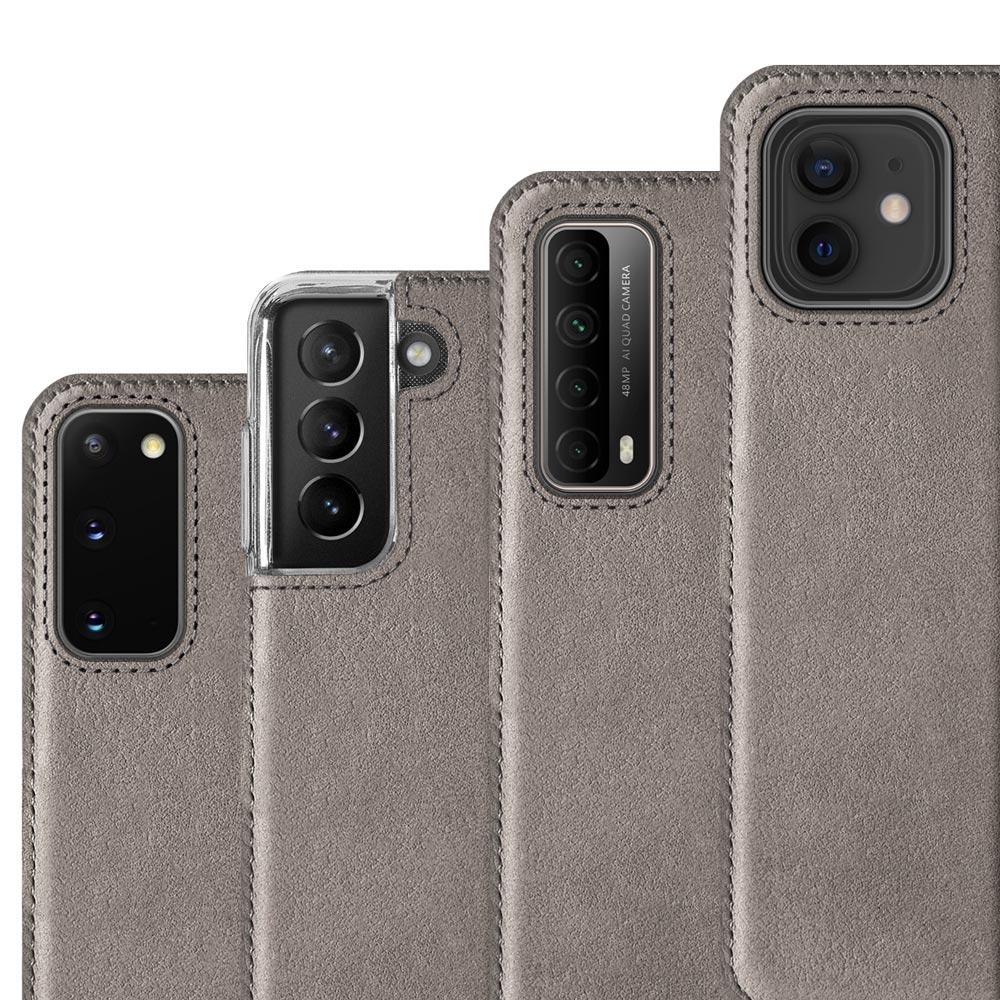 Smart magnet RFID - Nubuk Grau