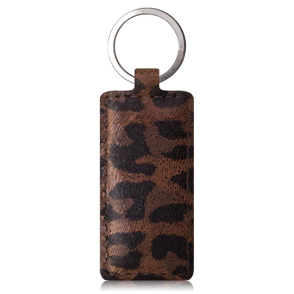 Surazo® Wallet Handy Lederhülle - Panther braun